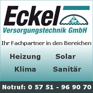 -werbung- Eckel Versorgungstechnik GmbH