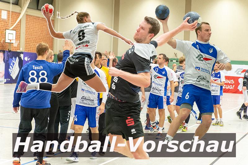 Handball Ligen Reihenfolge