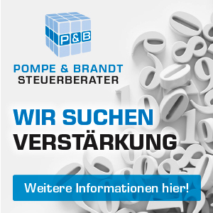 Pompe & Brandt Steuerberater: Wir suchen Verstärkung